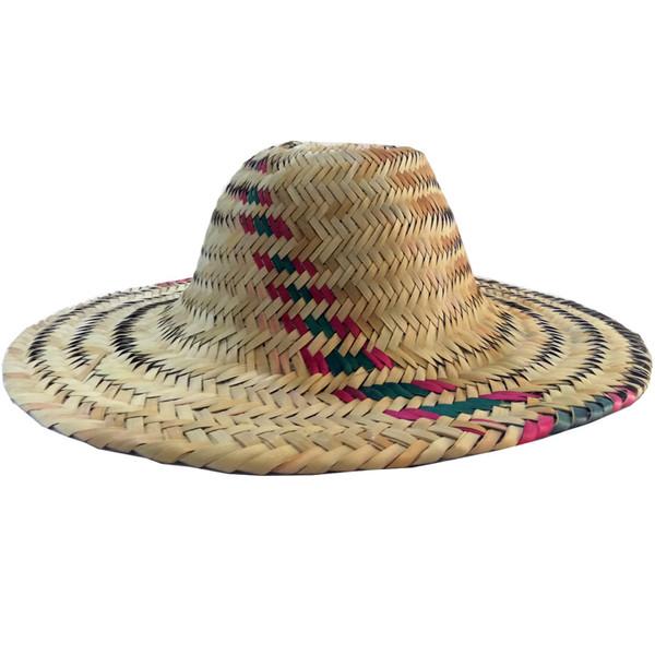 کلاه حصیری مدل ing