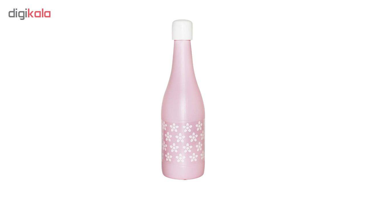 بطری آب طرح گل مدل Boling main 1 1