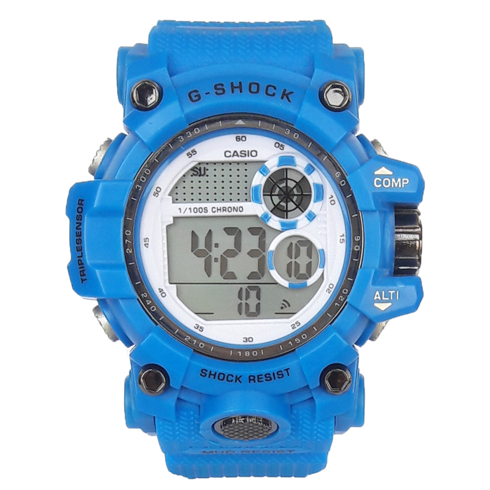 ساعت مچی دیجیتال مردانه مدل G-SH 2266 - AB 30