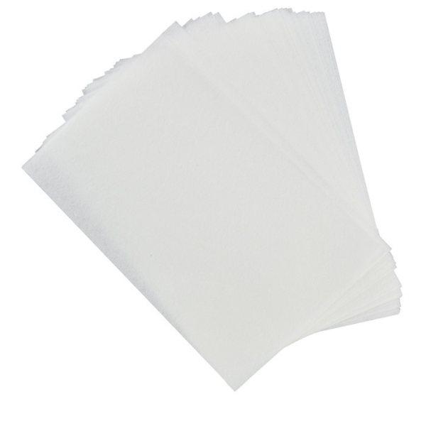 کاغذ تمیز کننده لنز جی جی سی مدل CL-T2  بسته ۵۰ عددی