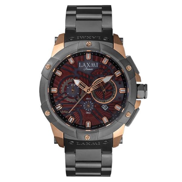 ساعت مچی عقربه ای مردانه لاکسمی مدل  3- 8015