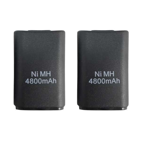 باتری مخصوص ایکس باکس 360 مدل RF-1310S بسته 2 عددی