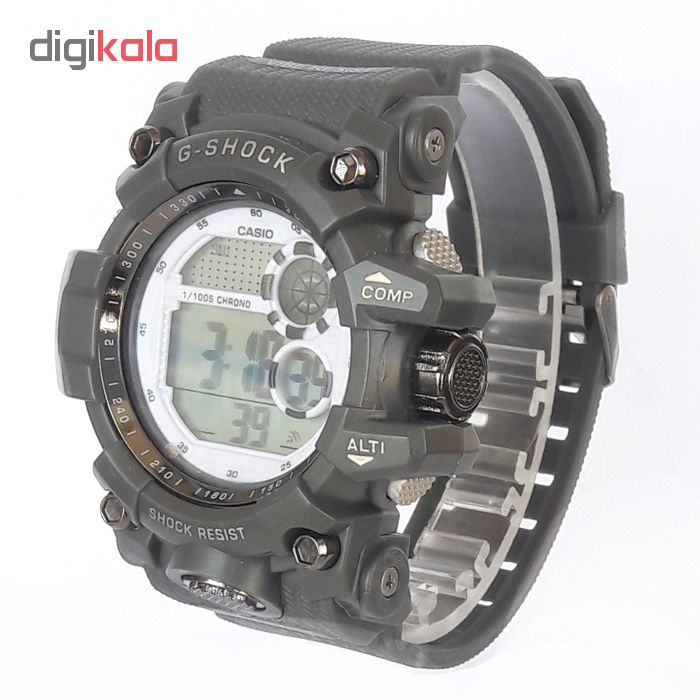 ساعت مچی دیجیتال مردانه مدل G-SH 2266 - TO