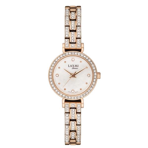ساعت مچی عقربه ای زنانه لاکسمی مدل 4 - 8035