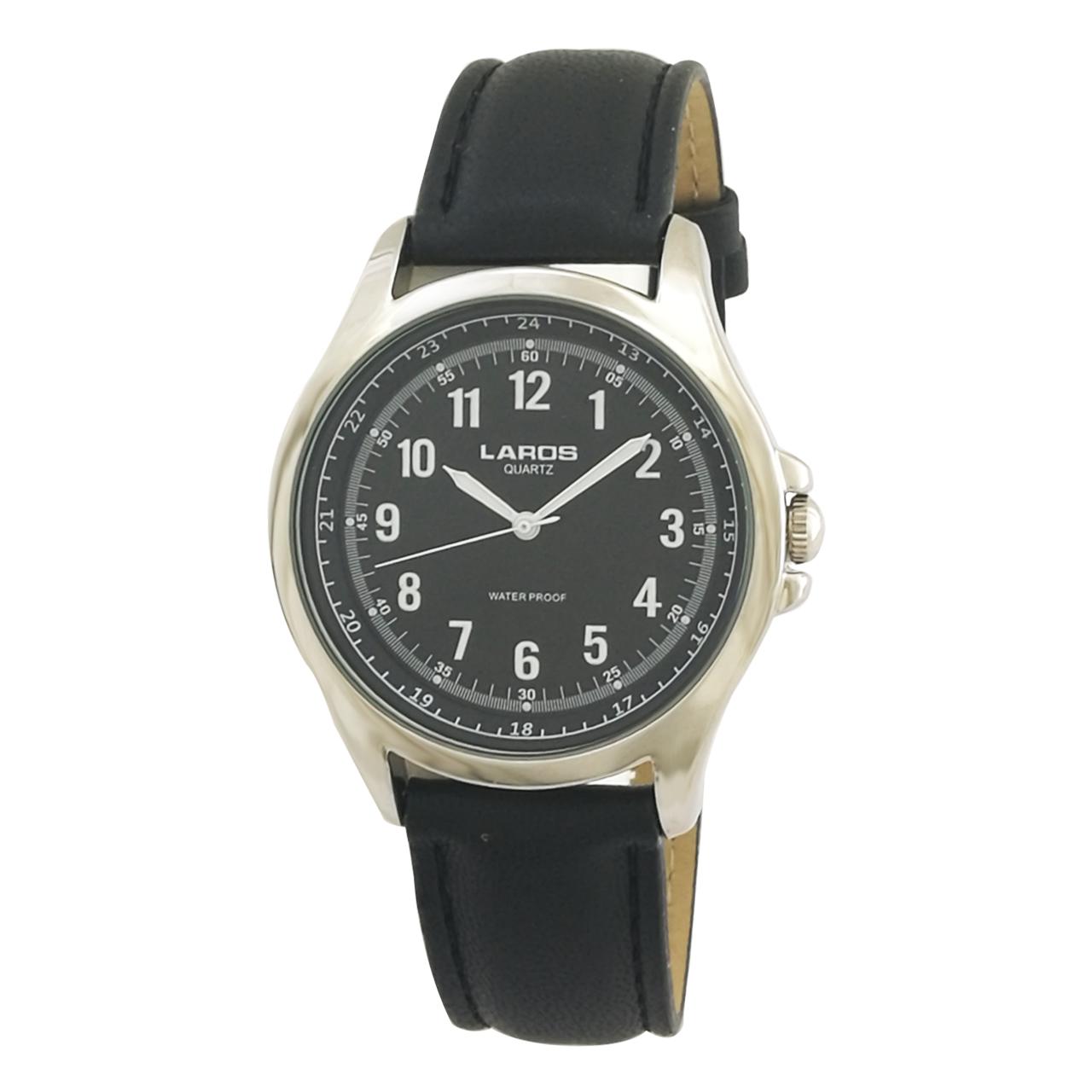 ساعت مچی عقربه ای مردانه لاروس مدل ۰۸۱۷-۸۰۰۶۳-s