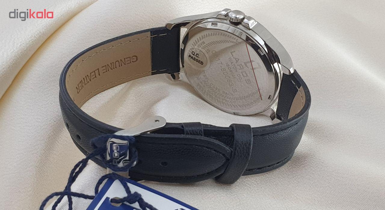 ساعت مچی عقربه ای مردانه لاروس مدل 0817-80063-s