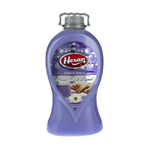 مایع دستشویی هگزان مدل Purple حجم 2500 میلی لیتر