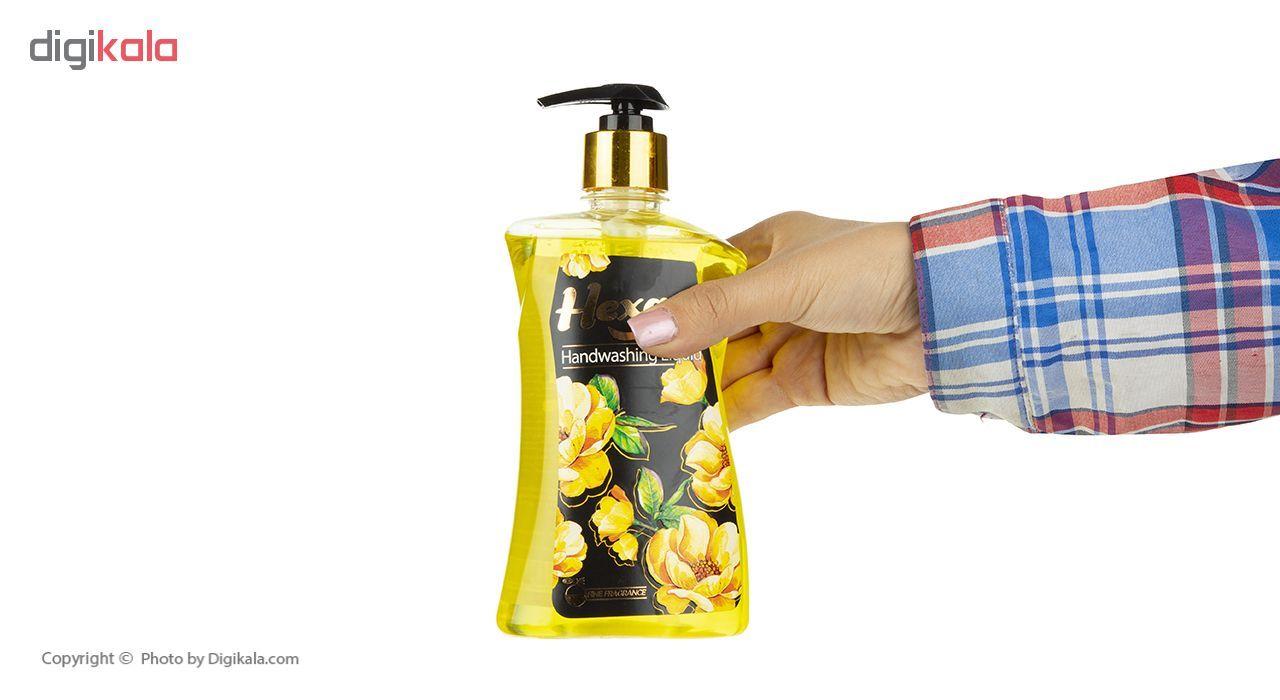 مایع دستشویی هگزان مدل Yellow حجم 500 میلی لیتر main 1 4