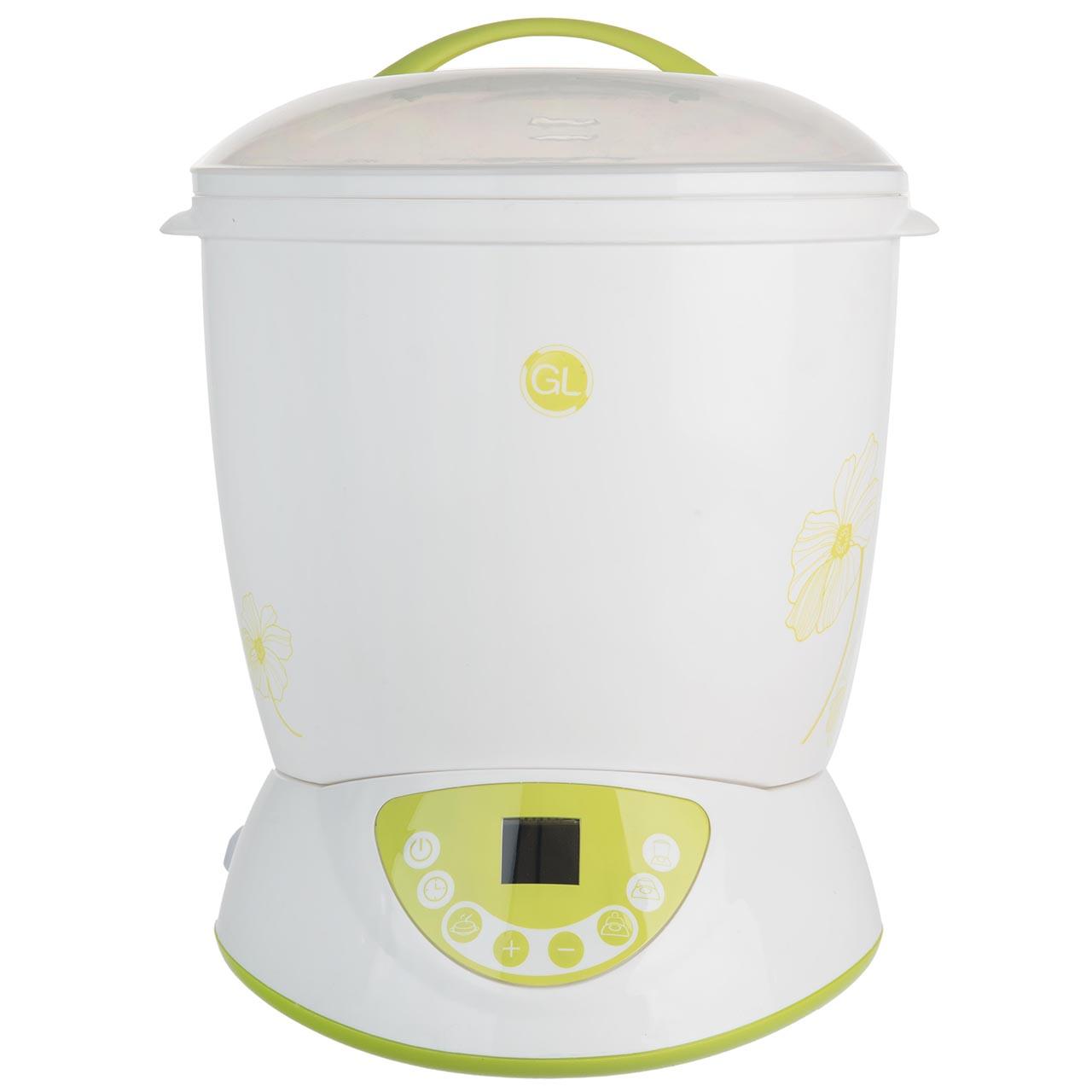استریل و گرمکن شیشه شیر مدل GLX-4
