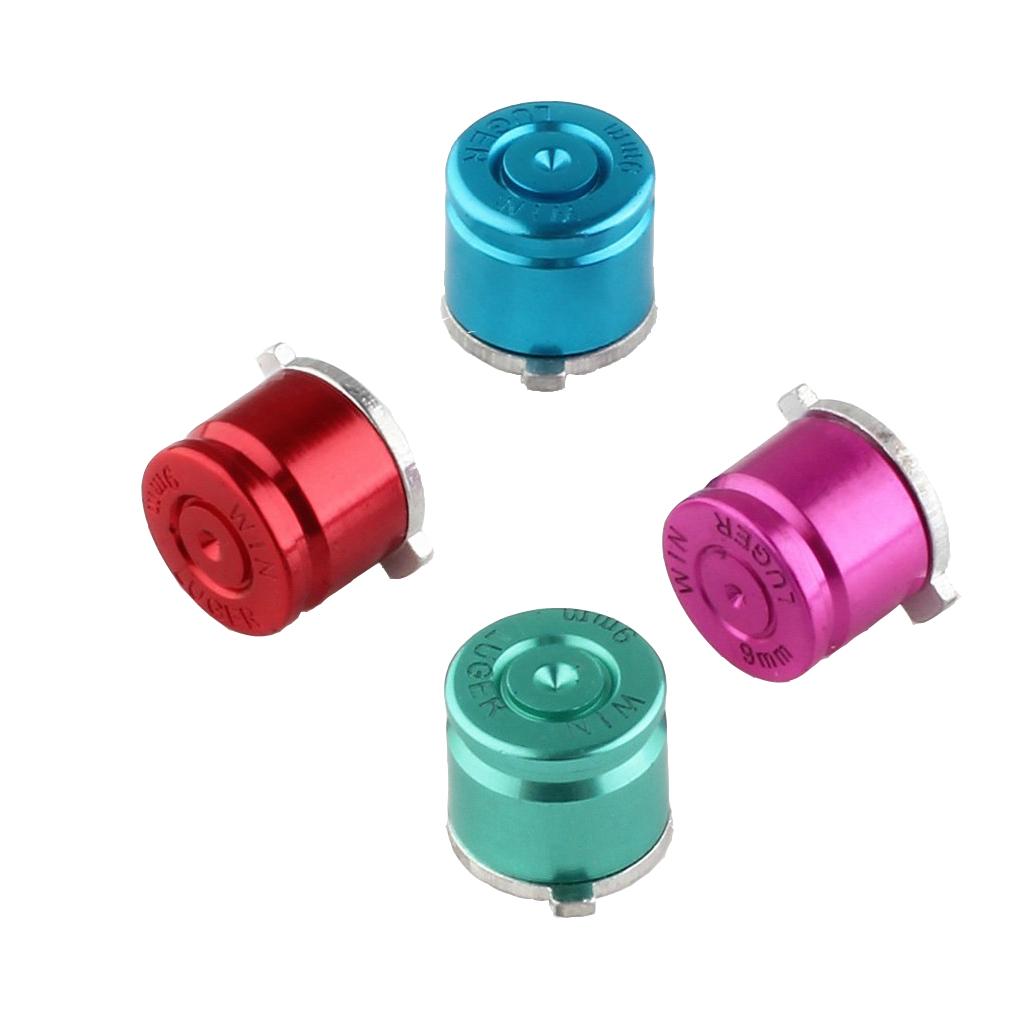 دکمه  دسته پلی استیشن مدل cl23 مجموعه 4 عددی