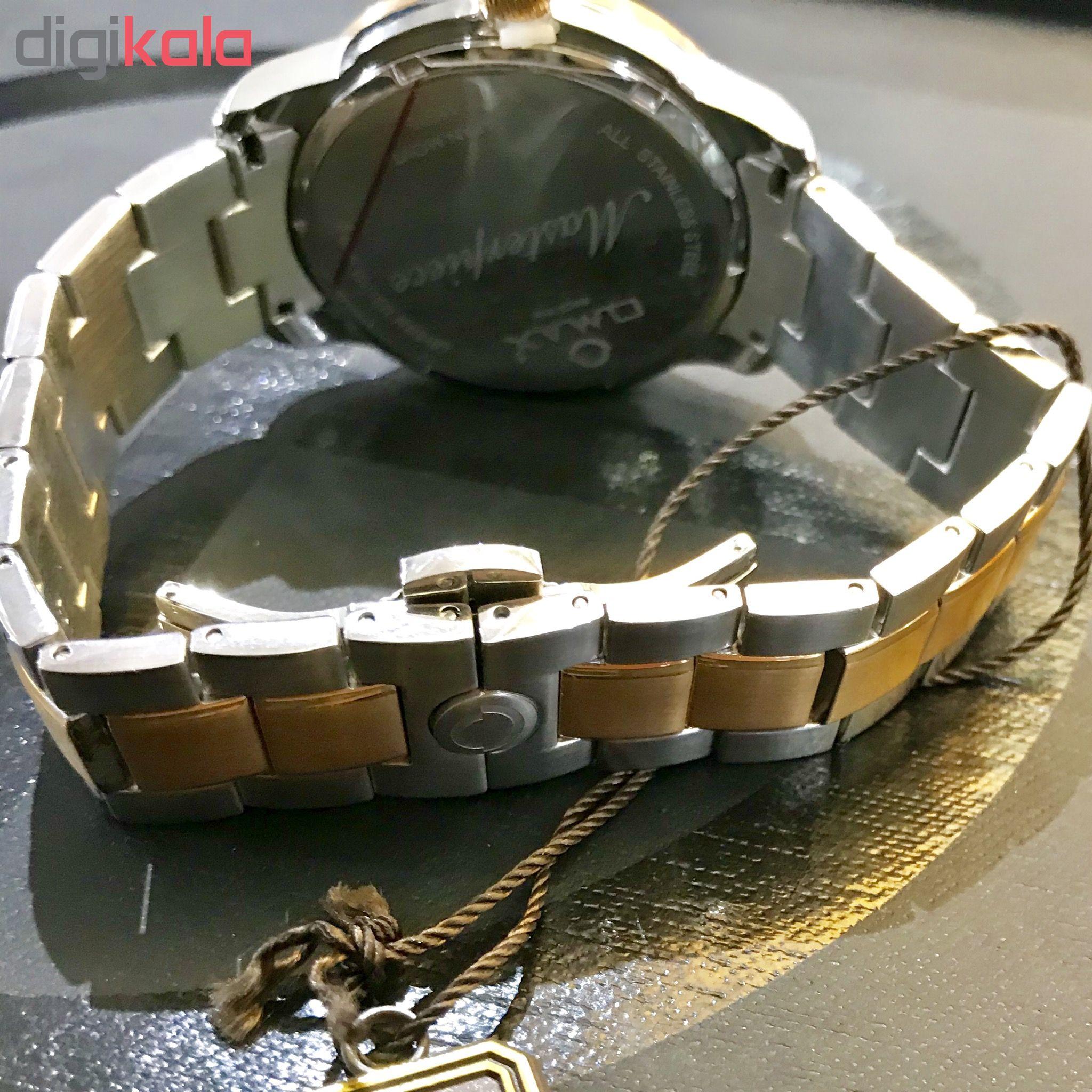 کد تخفیف                                      ساعت مچی عقربه ای مردانه اوماکس مدل MG15C6CI