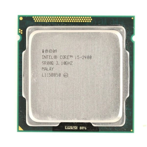 پردازنده مرکزی اینتل سری Sandy Bridge مدل Core i5-2400