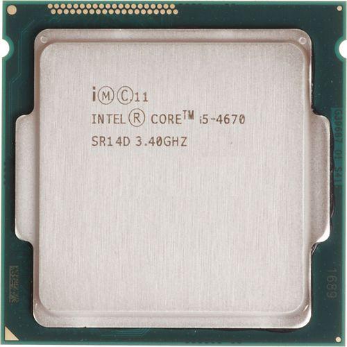 پردازنده مرکزی اینتل سری Haswell مدل Core i5-4670