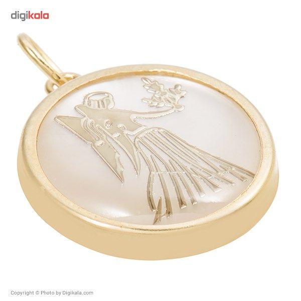 آویز گردنبند طلا 18 عیار ماهک مدل MM0318 - مایا ماهک -  - 3