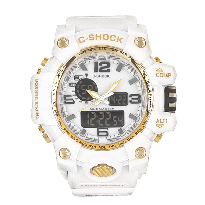 ساعت مچی دیجیتال مردانه مدل G-SH 1188-SE-SE 52