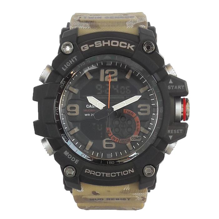 ساعت مچی دیجیتال مردانه مدل G-SH 1199-KE-ME 27