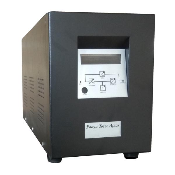 یو پی اس پویا توسعه افزار مدل PA724i/7 با ظرفیت 700 ولت آمپر