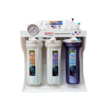 دستگاه تصفیه کننده آب خانگی سافت واتر مدل RO6-HF8367