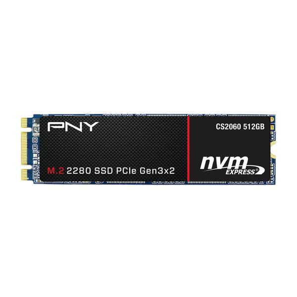اس اس دی اینترنال پی ان وای  مدل   CS2060 NVMe Gen3x2 ظرفیت 512 گیگابایت