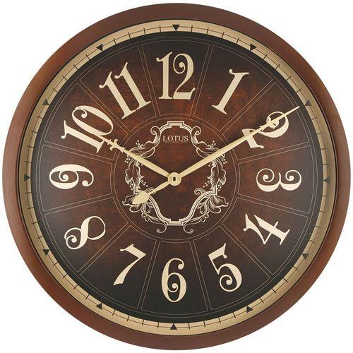 ساعت دیواری لوتوس کد 8834