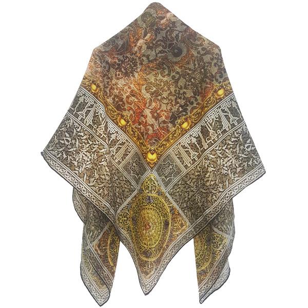 روسری زنانه ردباتون کد A003