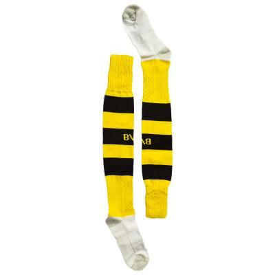 تصویر جوراب ورزشی مردانه طرح دورتموند مدل 1920 رنگ زرد