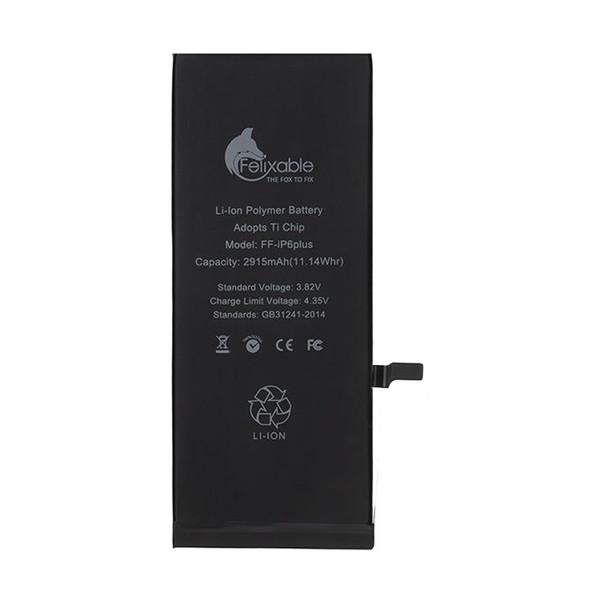 باتری موبایل فلیکسبل مدل FF-iP6P ظرفیت 2915 میلی آمپر ساعت مناسب برای گوشی موبایل اپل iPhone 6 Plus