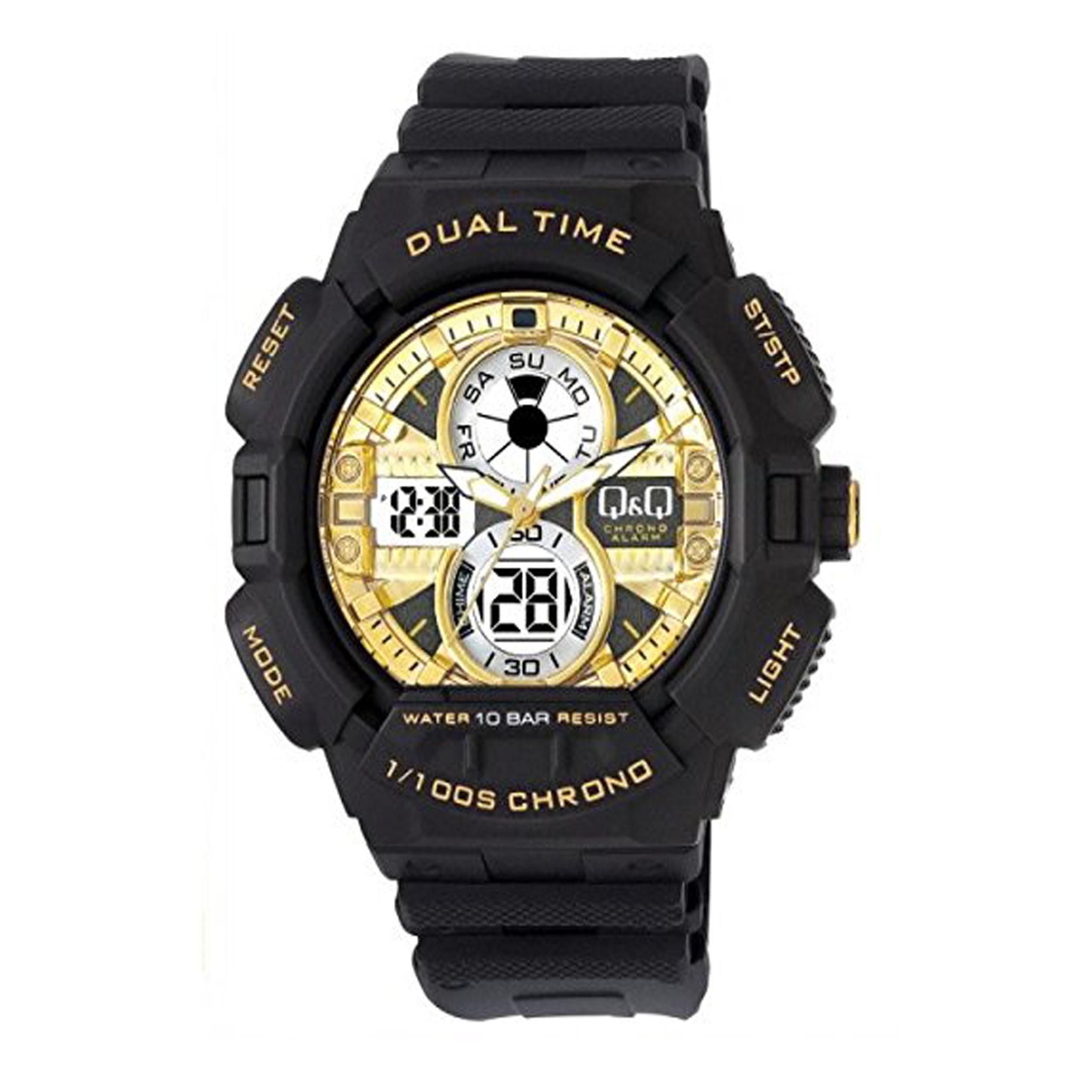 ساعت مچی عقربه ای مردانه کیو اند کیو مدل GW81J003Y