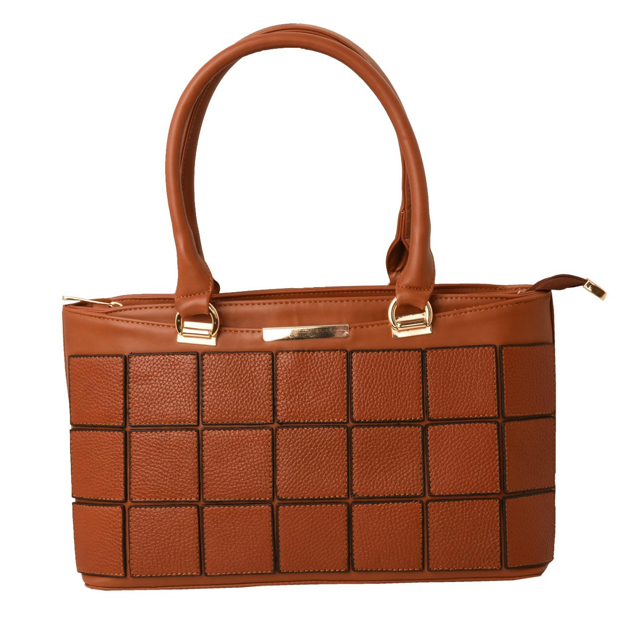 کیف دستی زنانه پارینه مدل PLV156-1-1574