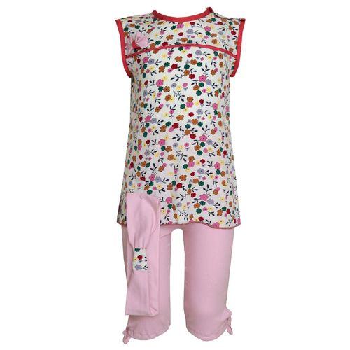 ست ۳ تکه لباس دخترانه کد ۳۸۷