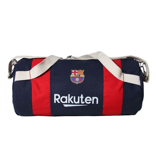 ساک ورزشی طرح بارسلونا کد 12051