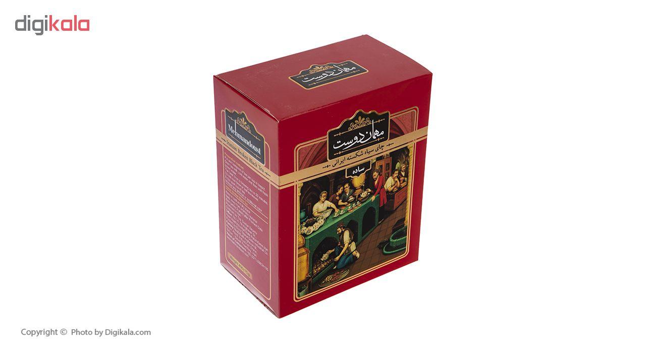 چای سیاه مهمان دوست وزن 450 گرم