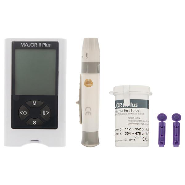 دستگاه تست قند خون ماژور 2 مدل 0523