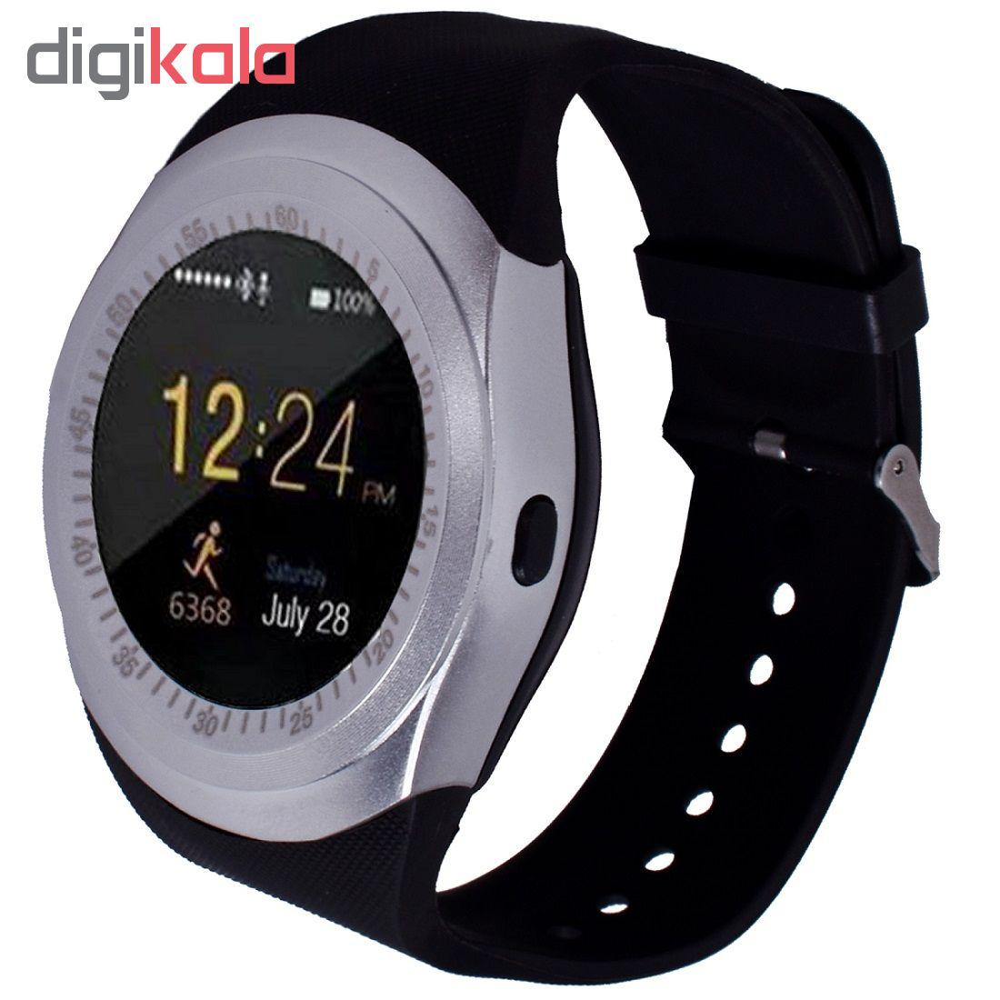 ساعت هوشمند مدل Y1 main 1 2