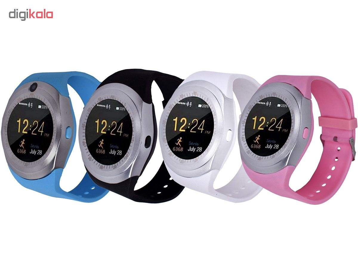 ساعت هوشمند مدل Y1 main 1 7