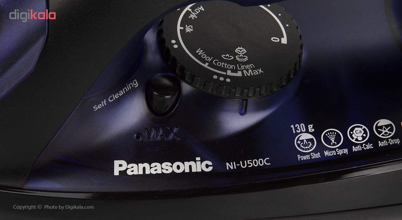 اتو بخار پاناسونیک مدل NI-U500C main 1 4