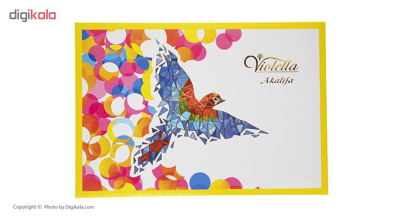 شکلات کادوئی فرمند طرح پرنده وزن 187 گرم main 1 2