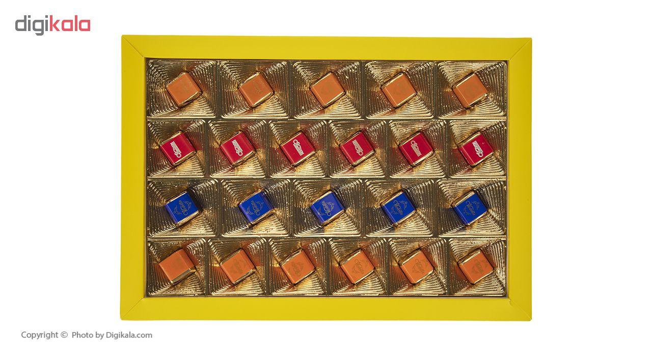 شکلات کادوئی فرمند طرح پرنده وزن 187 گرم main 1 5
