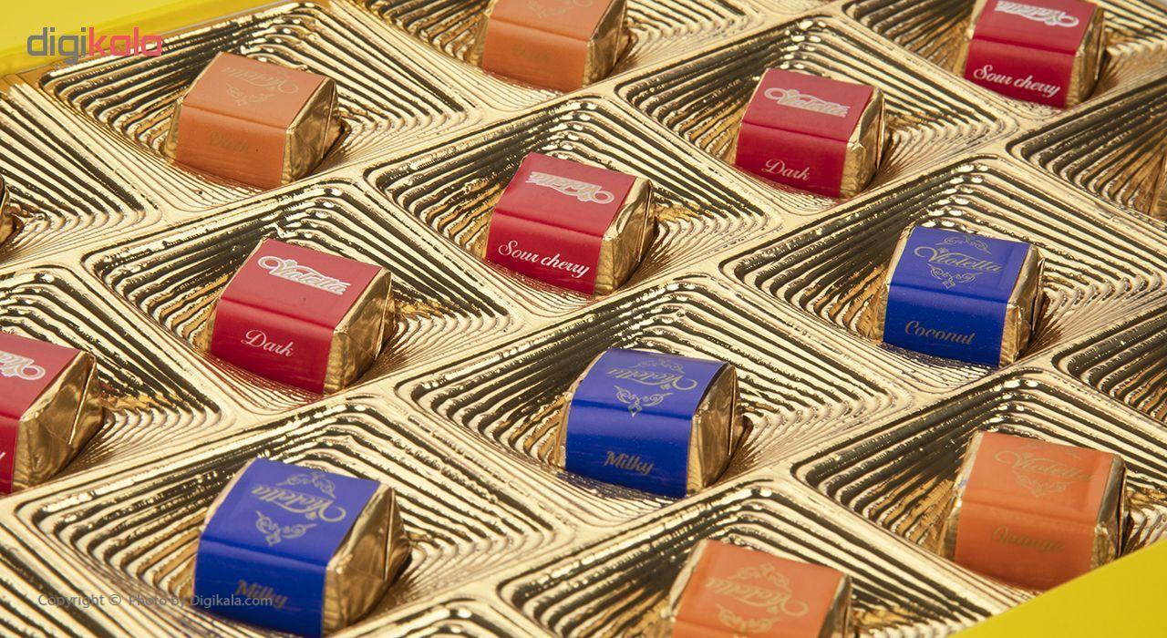 شکلات کادوئی فرمند طرح پرنده وزن 187 گرم main 1 6