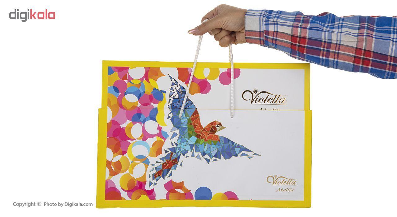 شکلات کادوئی فرمند طرح پرنده وزن 187 گرم main 1 10