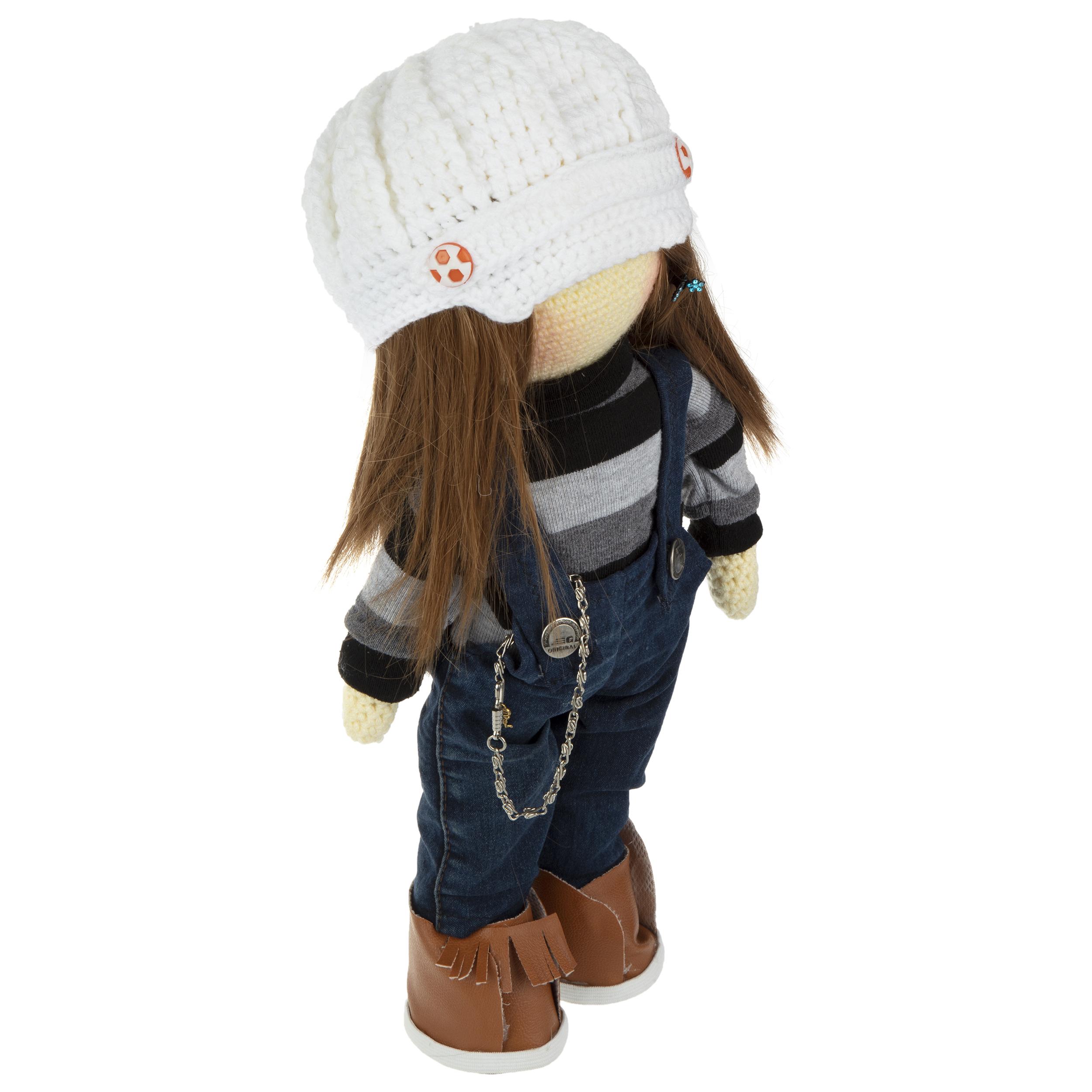 عروسک بافتنی مدل P2