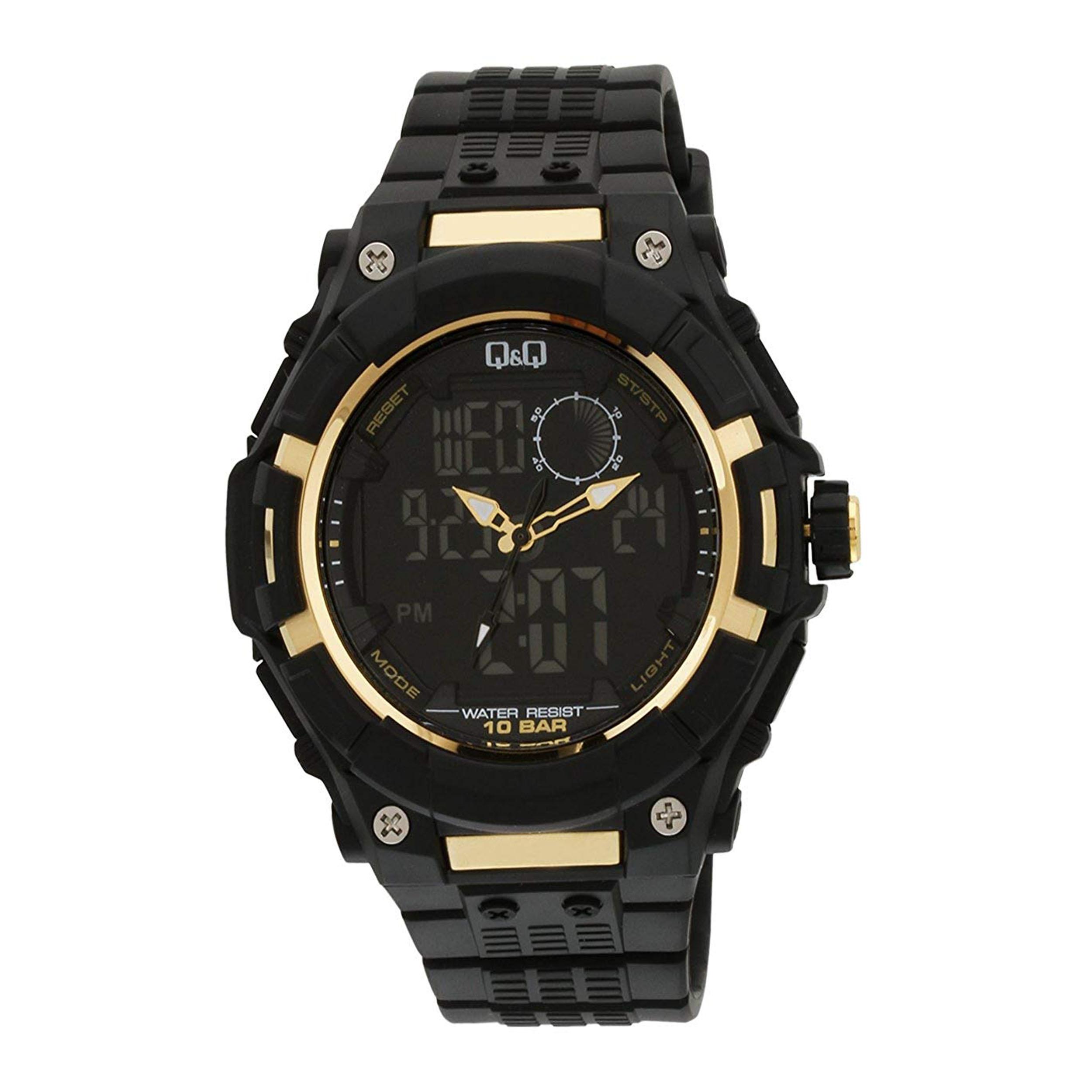 ساعت مچی دیجیتال مردانه کیو اند کیو مدل GW80J001Y