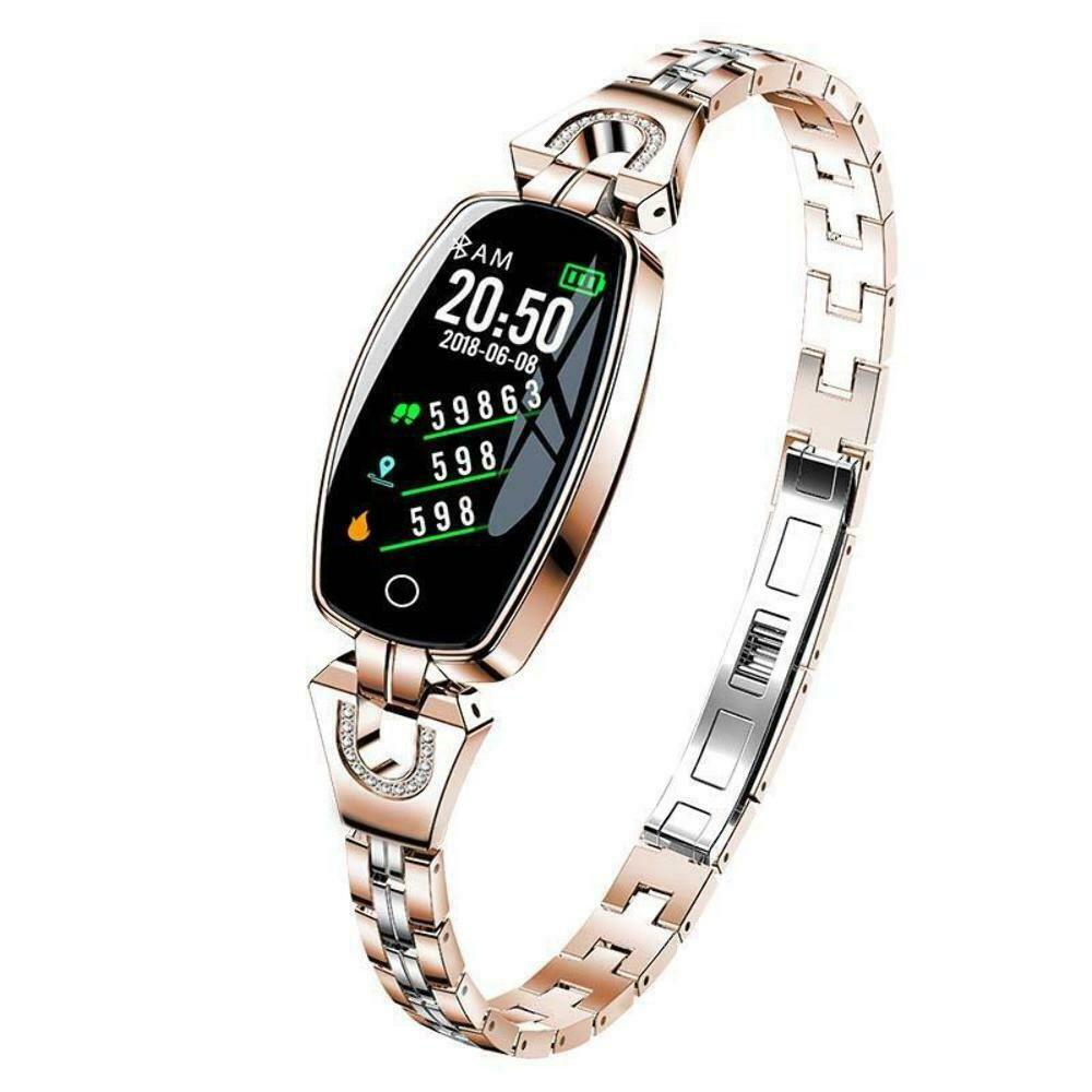 خرید اینترنتی                     ساعت هوشمند زنانه مدل H8