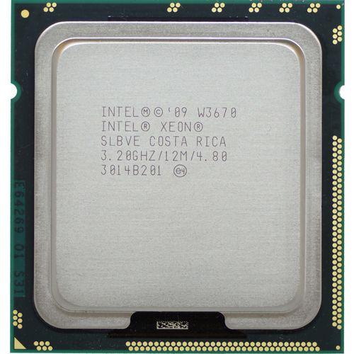 پردازنده مرکزی اینتل سری Westmere EP مدل W3670