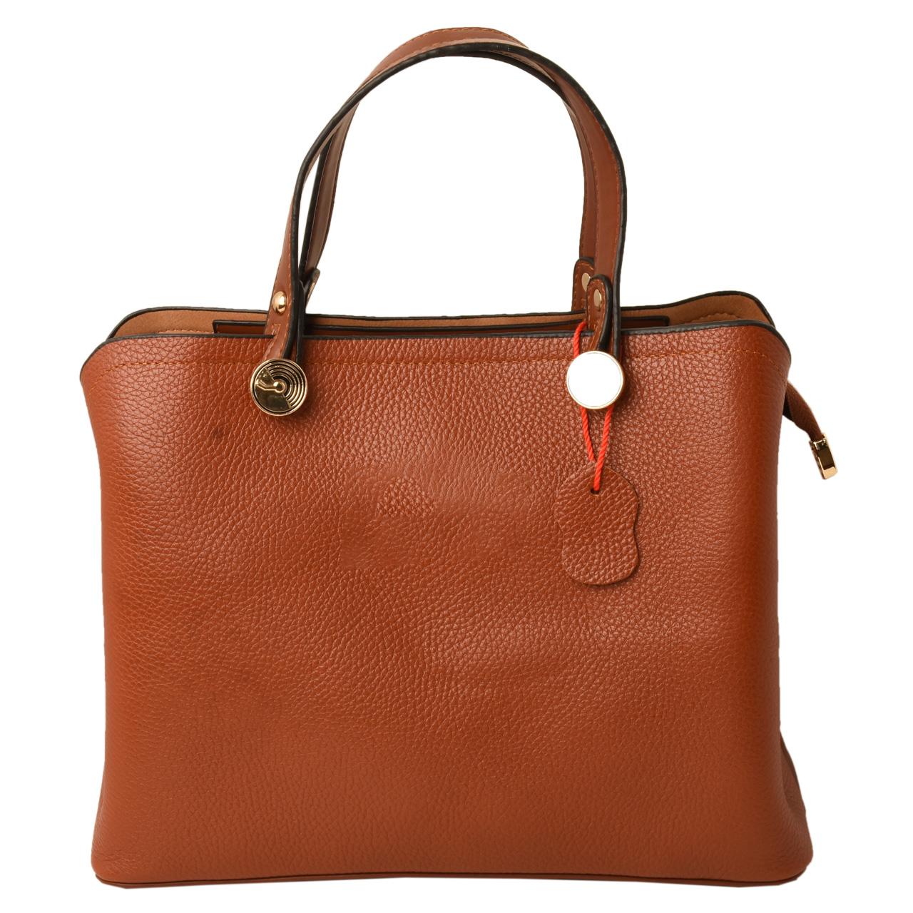 کیف دستی زنانه پارینه مدل 1551-1-PLV153