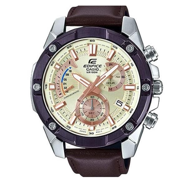 ساعت مچی عقربه ای  مردانه کاسیو مدل  EFR-559BL-7A