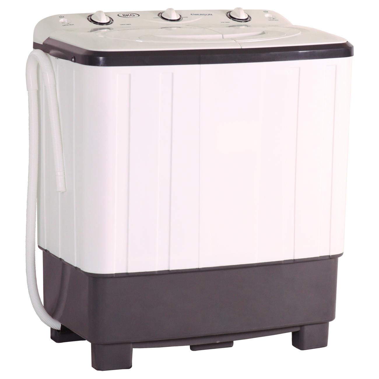 ماشین لباسشویی امرسان مدل 13000W ظرفیت 8 کیلوگرم