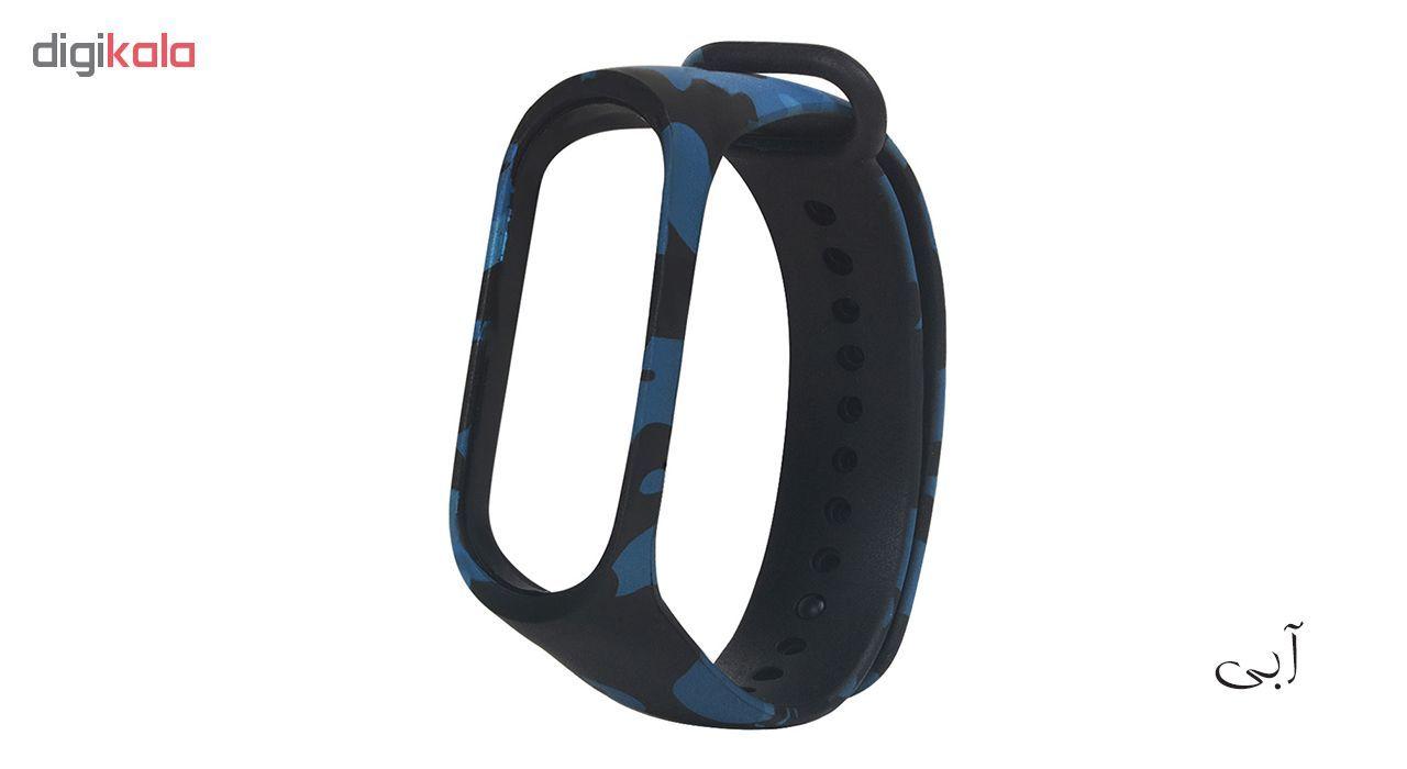 بند مچ بند هوشمند سومگ مدل SMG-S3 مناسب برای مچ بند هوشمند شیائومی Mi Band 4 main 1 2