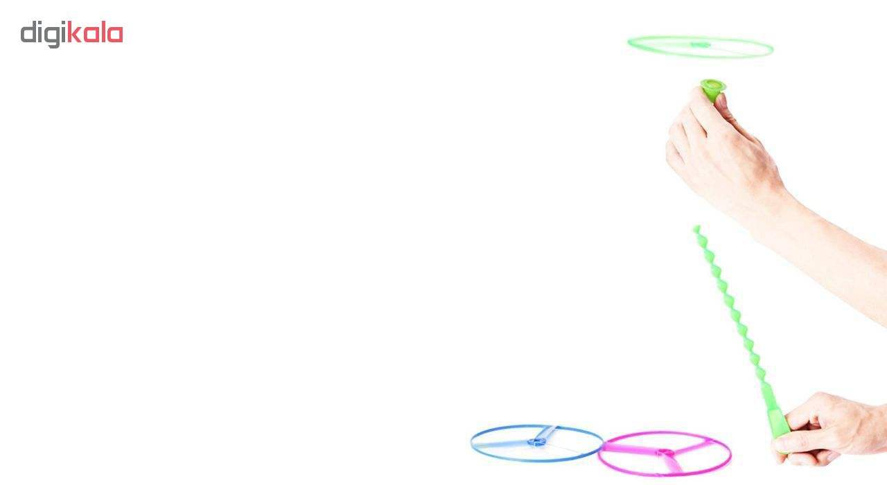 فرفره طرح رنگین کمان بسته 8 عددی main 1 1