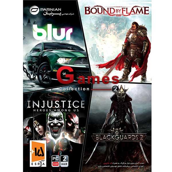 خرید اینترنتی مجموعه بازی Games Collection 2 مخصوص pc نشر پرنیان اورجینال